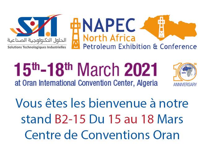 NAPEC NORTH AFRICA PETROLEUM EXHIBITION & CONFERENCE